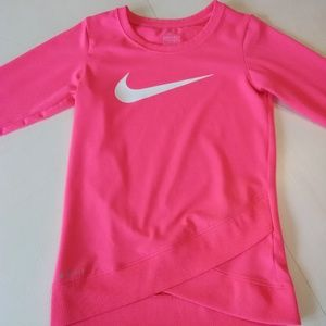 Nike Little Girl's Dri-Fit Crossover Tunic